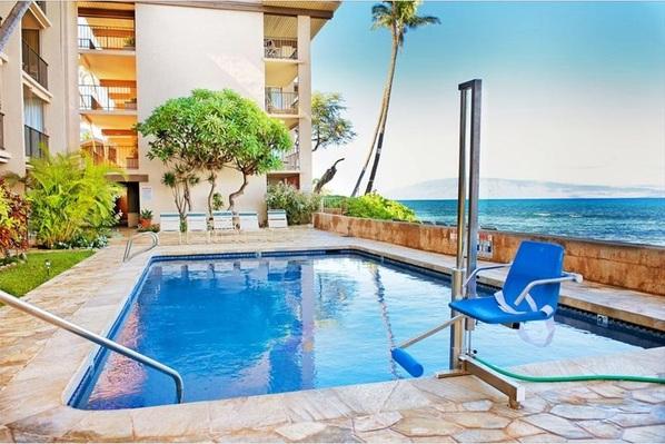 Nohonani Resort - Oceanfront Condo (Unit 106) photo