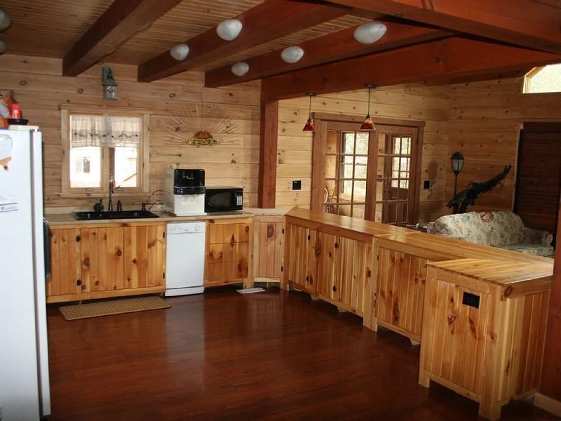 Riverkern Lodge Cabin photo