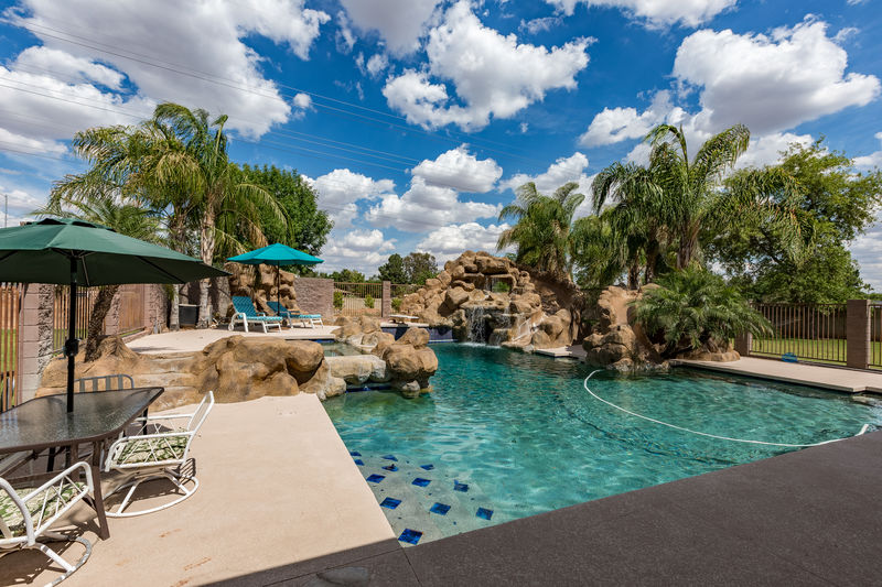Mesa Family Fun Home  & Oasis