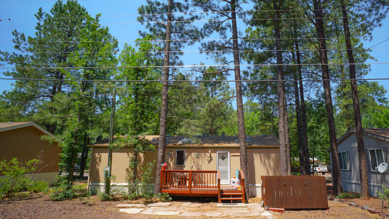 Pinetop Cozy Getaway photo