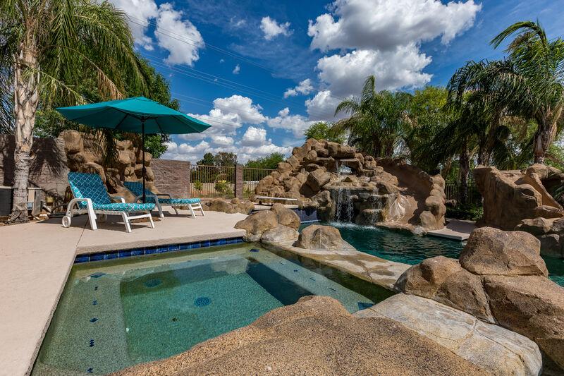 Mesa Family Fun Home & Oasis (Basement)