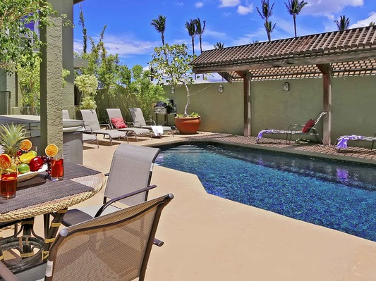 Wailea Poolside Bungalow photo
