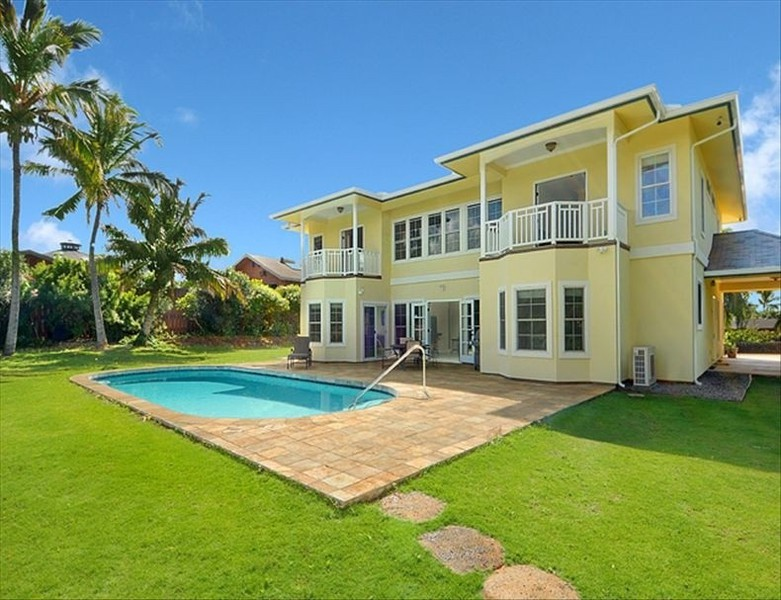 Poipu Pool House photo
