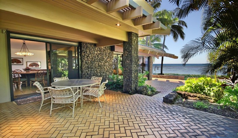 Baby Beach Villa photo