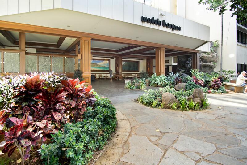 Waikiki Banyan Combo 2210 and 2214 photo