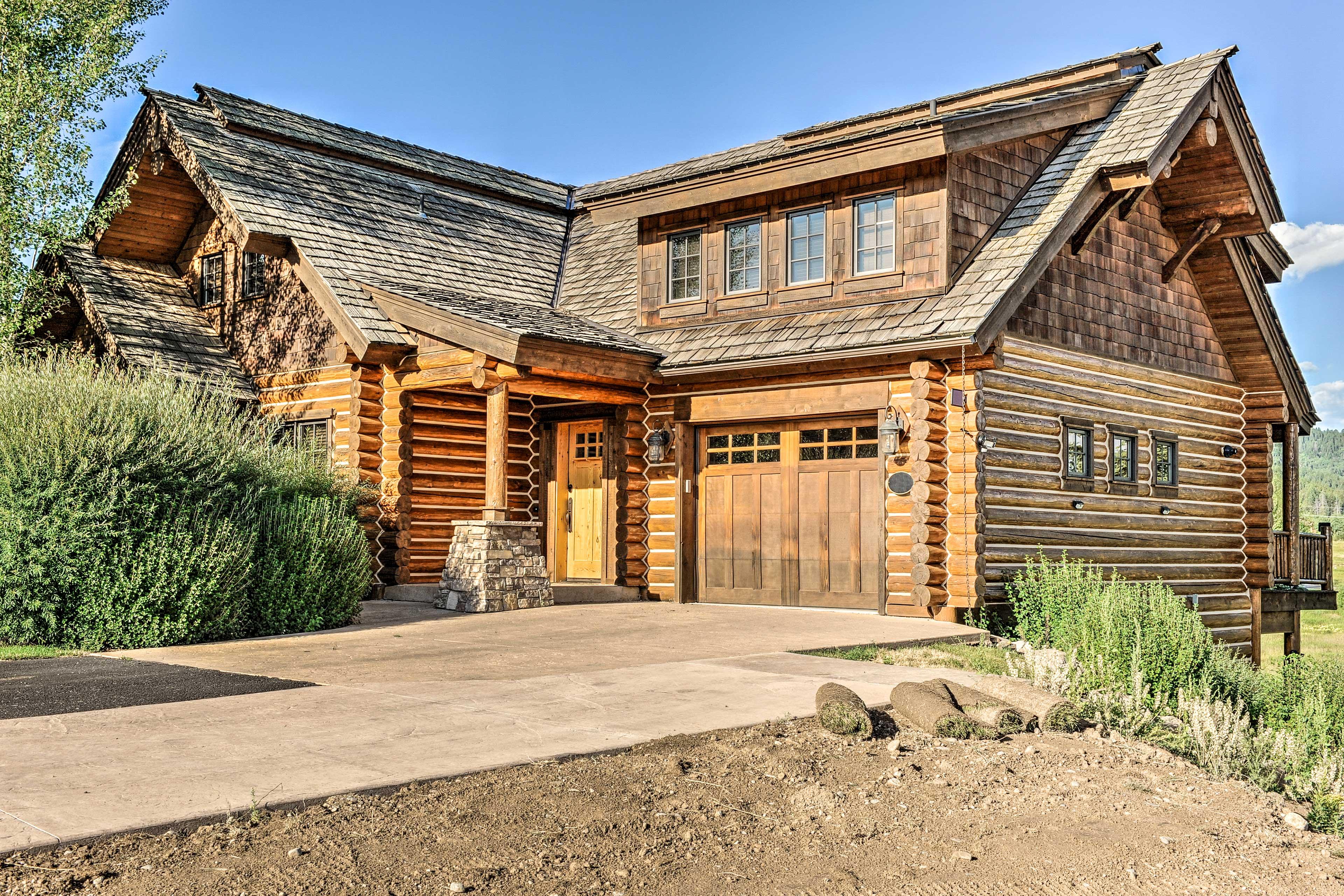 Teton Springs Cabin photo