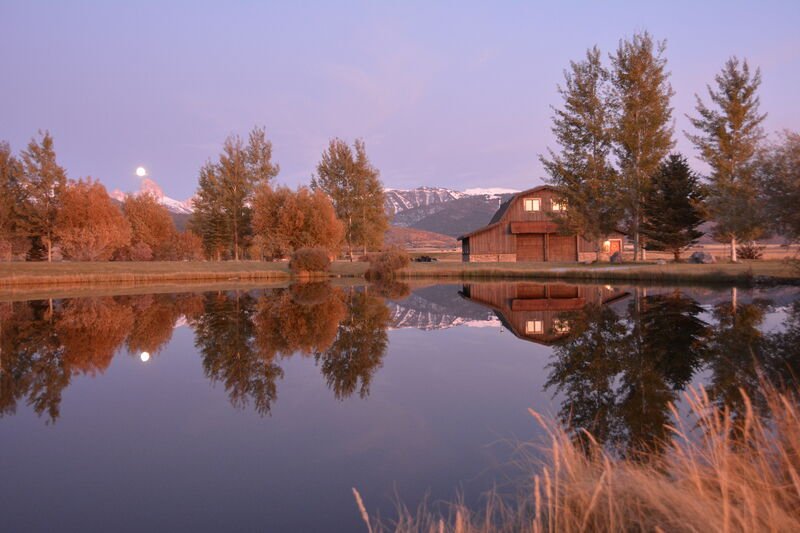 Teton Range Retreat photo