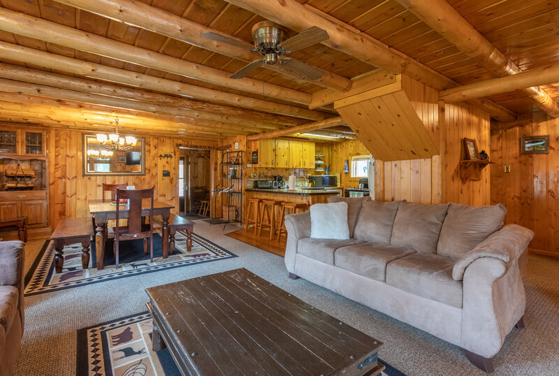 Blue Springs Pond Cabin photo