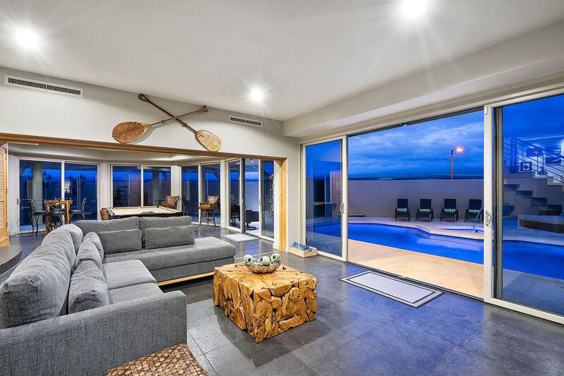 Blue Luxury Home photo