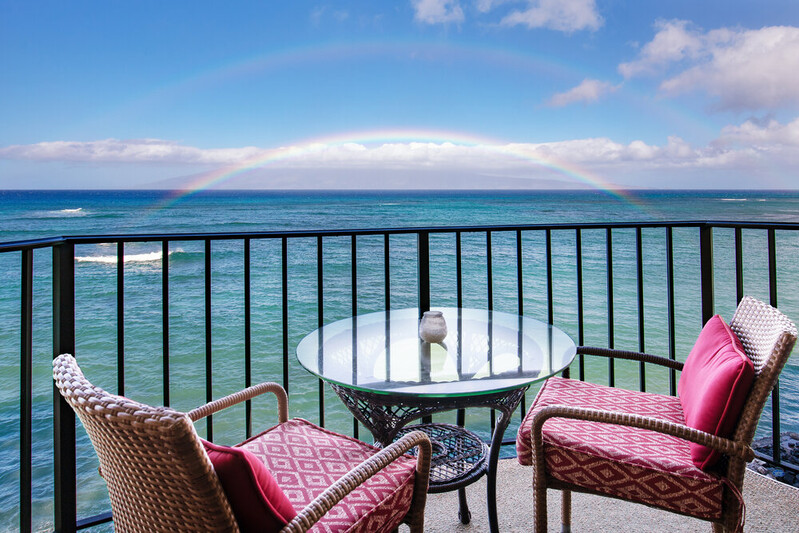 Kahana Reef Oceanfront (Unit 419)