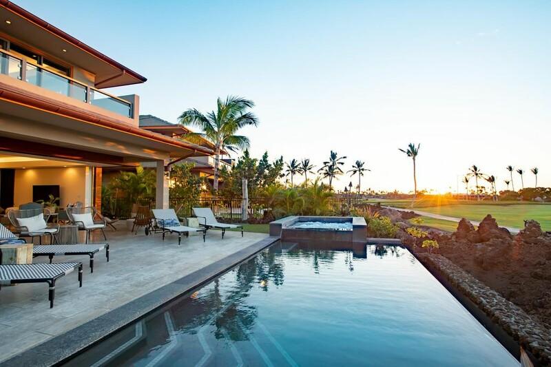 Mauna Lani Villa photo
