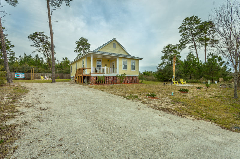 Barefoot Cottage