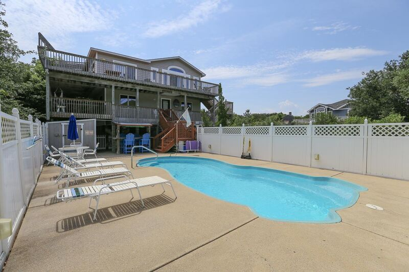 Outer Banks Vacation Rentals - 0774 - 4EVER YOUNG