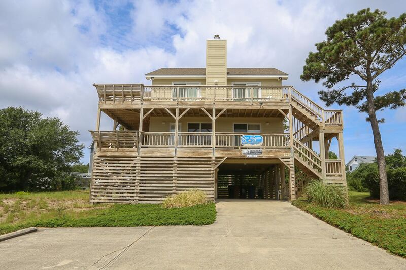 Outer Banks Vacation Rentals - 1119 - A SIGN OF THE SEAHORSE