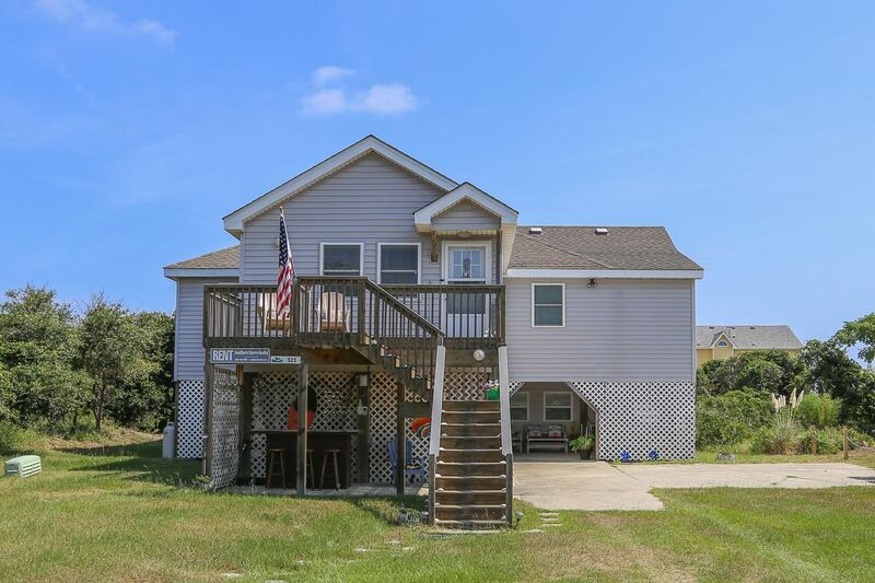 Outer Banks Vacation Rentals - 0521 - A WITCH DUCK