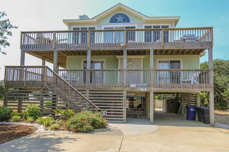 Outer Banks Vacation Rentals - 0315 - ABSOLUTE PARADISE