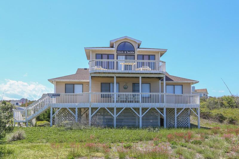 Outer Banks Vacation Rentals - 0202 - BLOCK AND TACKLE