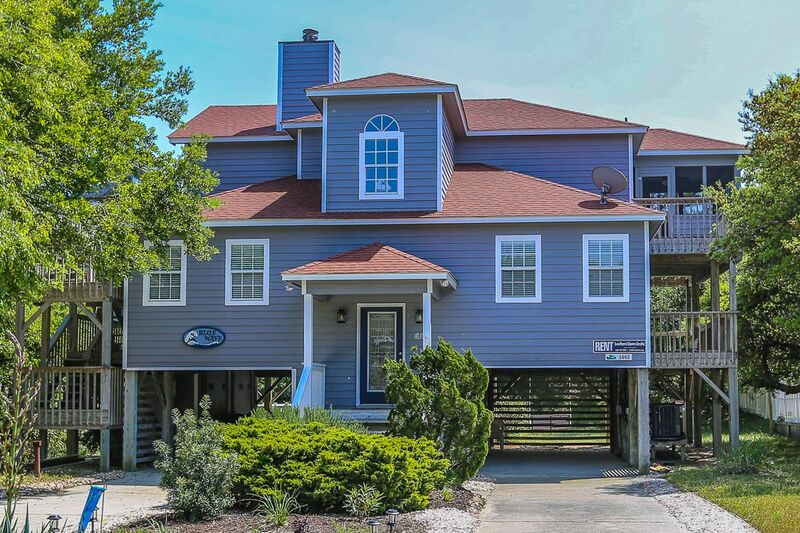Outer Banks Vacation Rentals - 1052 - BLUE WAVE