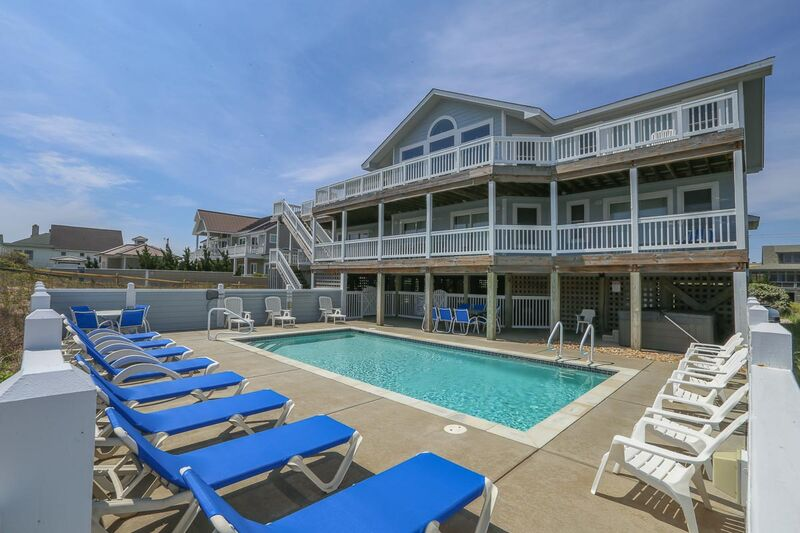 Outer Banks Vacation Rentals - 1139 - CAPTAINS LOOKOUT