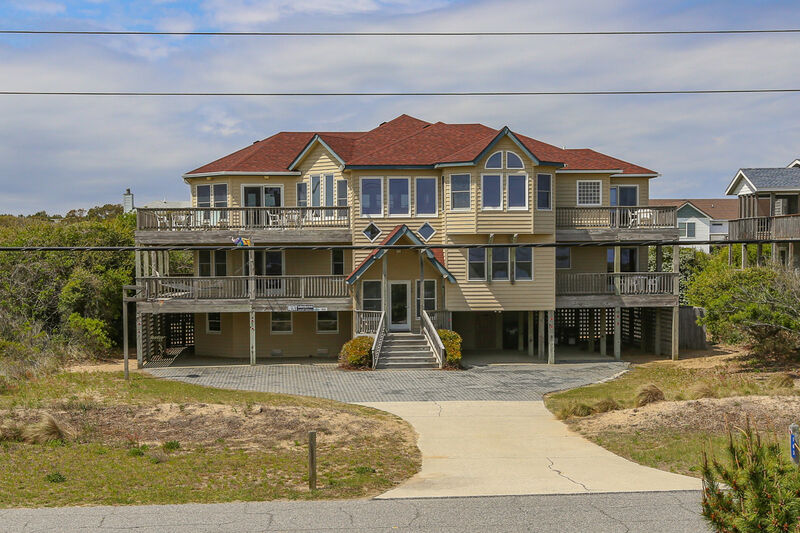 Outer Banks Vacation Rentals - 0433 - CASTLEBERRY