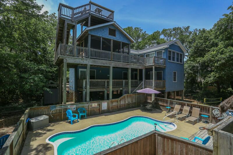 Outer Banks Vacation Rentals - 1081 - COOL AZUL