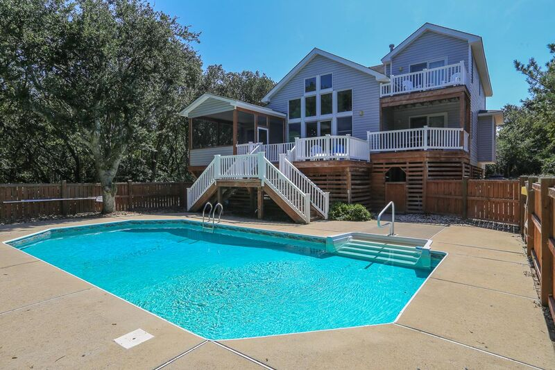 Outer Banks Vacation Rentals - 0535 - CRIPPLE CREEK