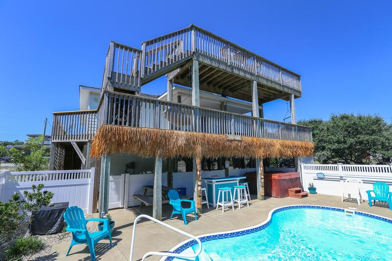 Outer Banks Vacation Rentals - 0582 - CUCKOOS NEST