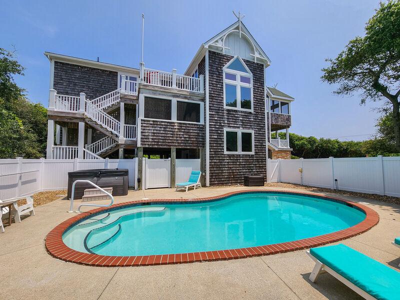Outer Banks Vacation Rentals - 0454 - DAWN TREADER
