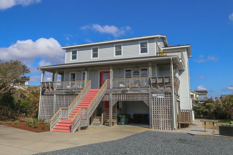 Outer Banks Vacation Rentals - 0909 - DUNE NUTHIN