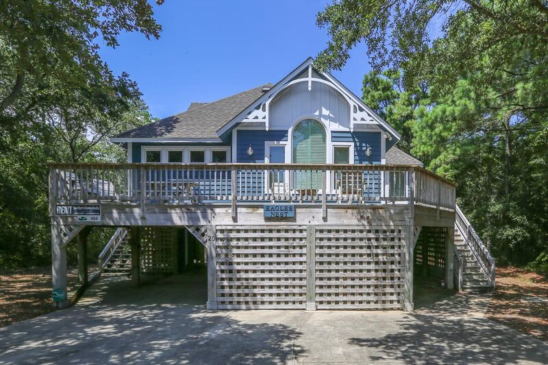 Outer Banks Vacation Rentals - 0456 - EAGLES NEST