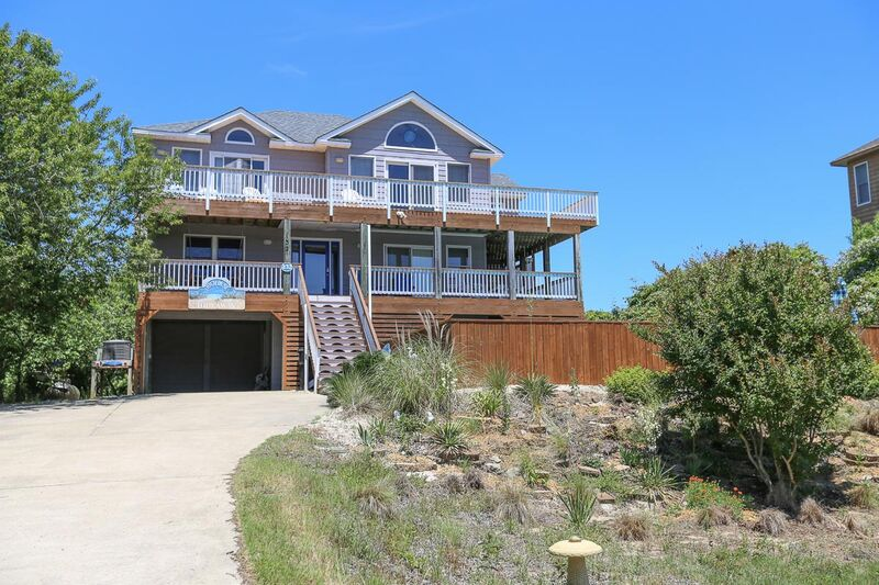 Outer Banks Vacation Rentals - 0783 - HIGH DUNE HIDEAWAY