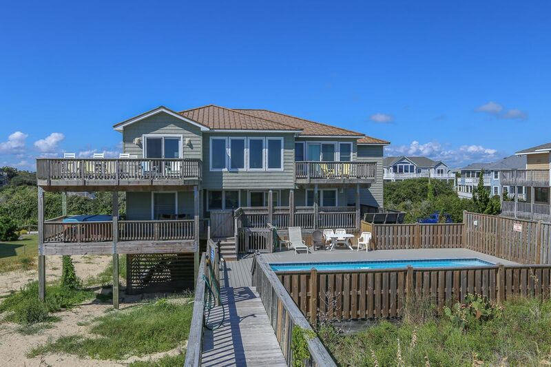 Outer Banks Vacation Rentals - 1002 - HIGH HOPES
