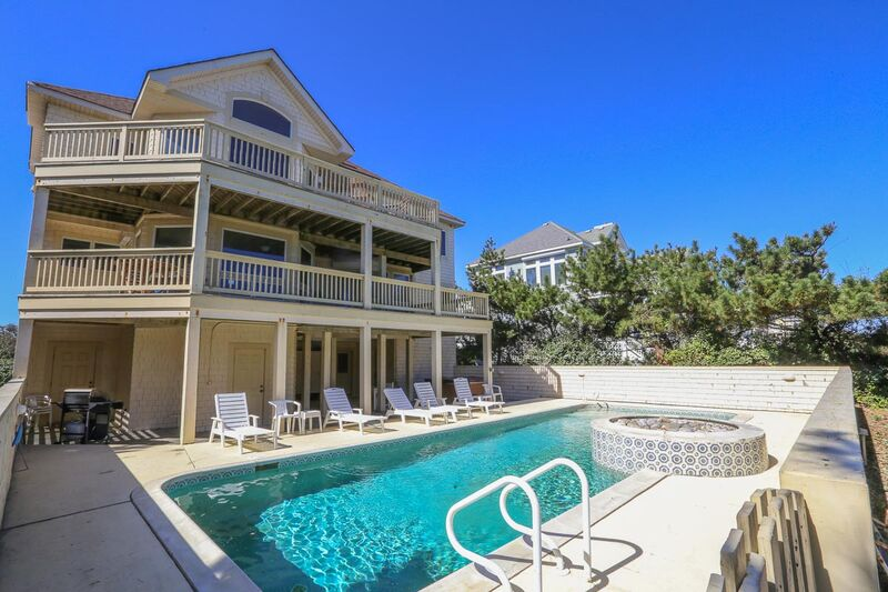 Outer Banks Vacation Rentals - 1079 - OCEAN STAR