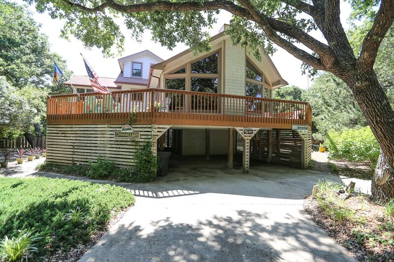 Outer Banks Vacation Rentals - 0188 - OCEAN GLIMPSE