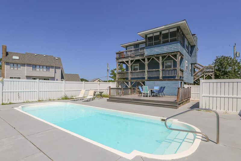 Outer Banks Vacation Rentals - 0225 - OCEAN PEARL