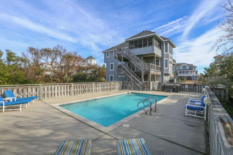 Outer Banks Vacation Rentals - 0642 - OCEAN VIEW