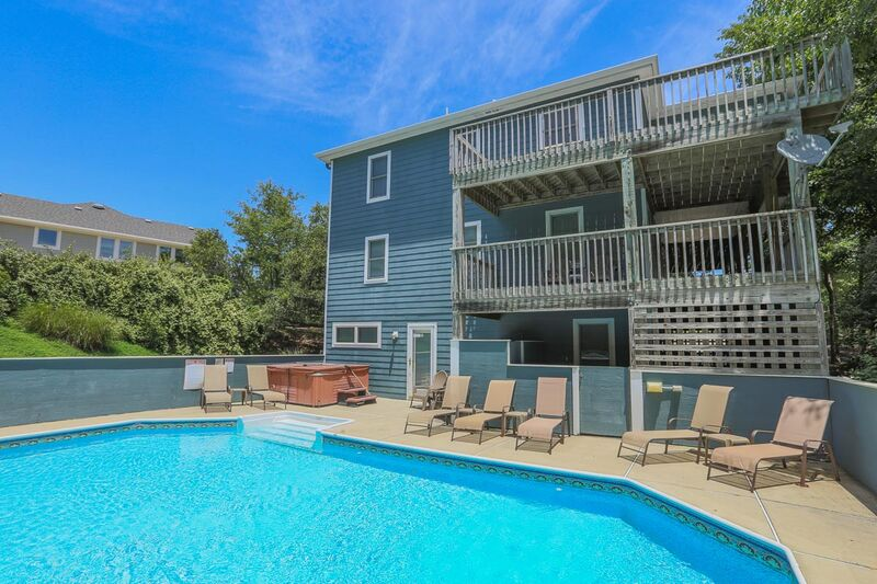 Outer Banks Vacation Rentals - 0711 - SEA CHANGE