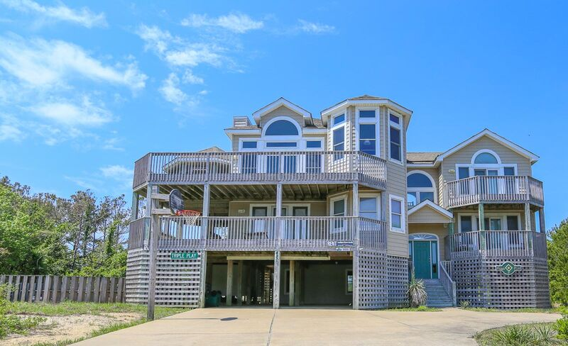 Outer Banks Vacation Rentals - 1111 - TRIPLE PLAY