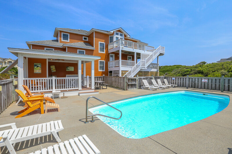 Outer Banks Vacation Rentals - 0239 - THE SNAIL SHELL