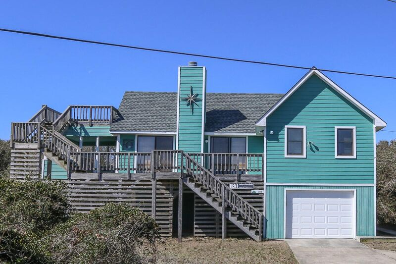 Outer Banks Vacation Rentals - 0381 - STAR