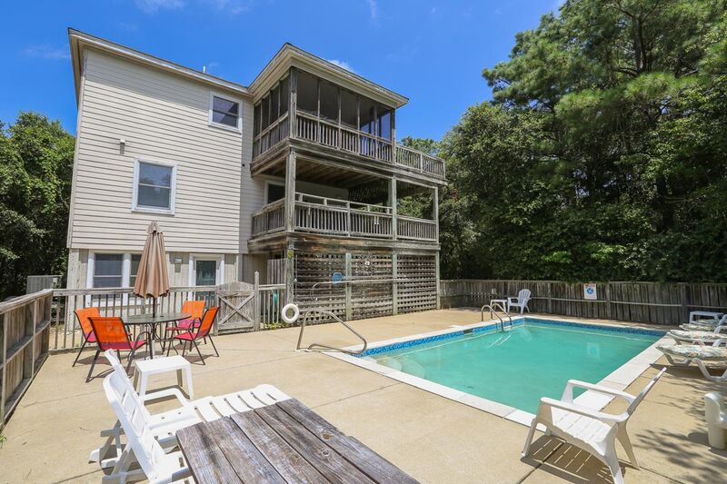 Outer Banks Vacation Rentals - 0636 - SERENITY-TOO