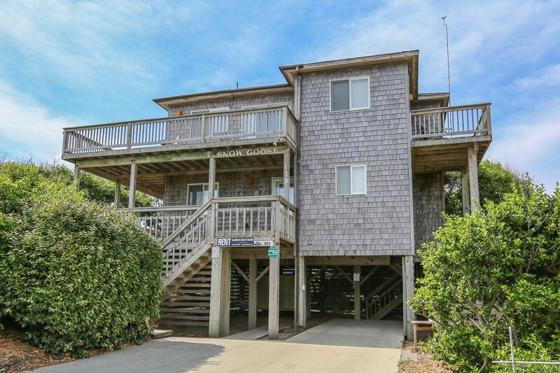 Outer Banks Vacation Rentals - 0653 - SNOW GOOSE