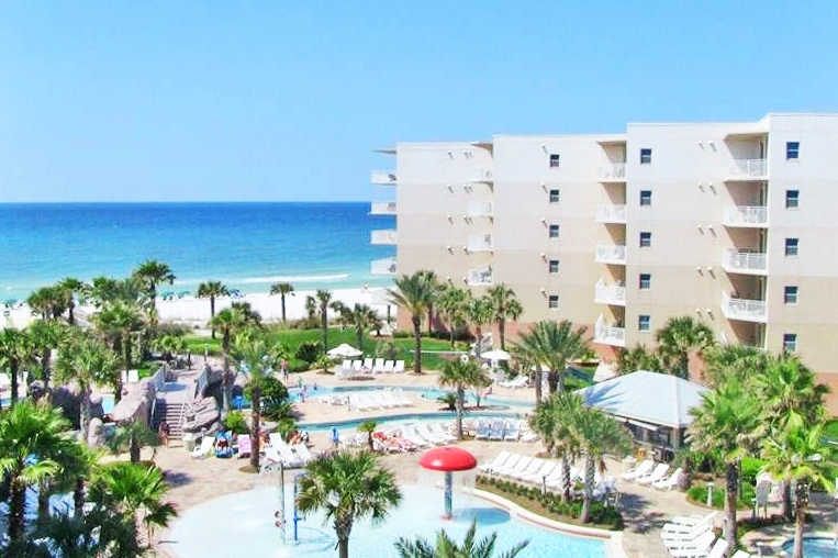 Waterscape Resort Unit A514 Fort Walton