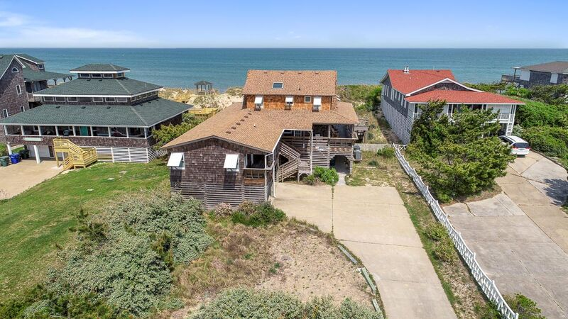 Outer Banks Vacation Rentals - 1297 - THE RIDDICK COTTAGE