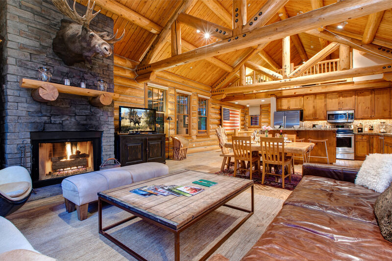 Abode at Moosehead Cabin