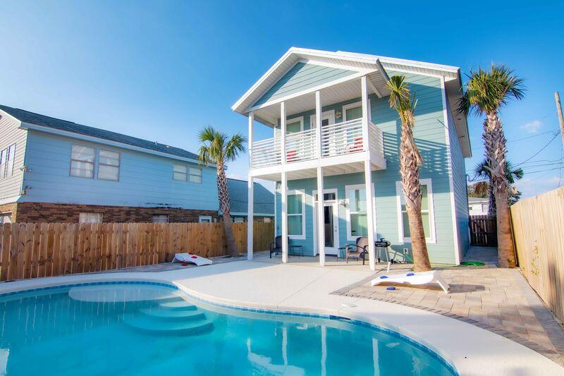 Panama City Beach House Als With