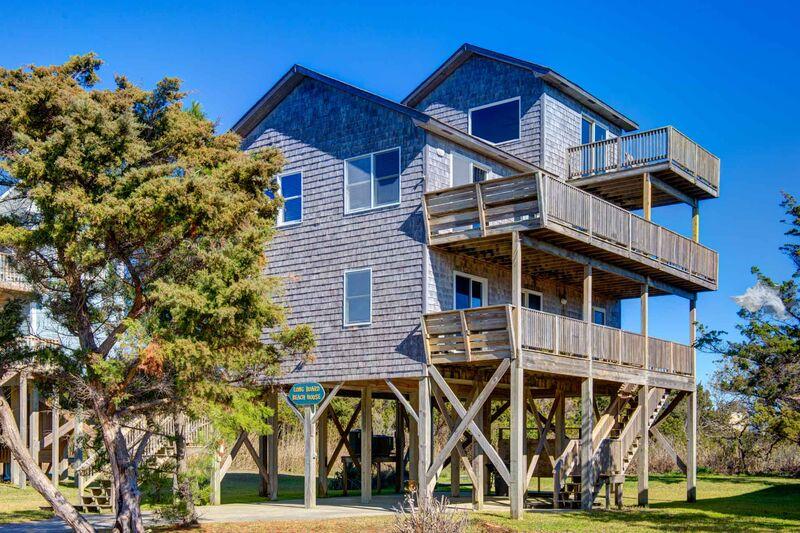 Longboard Beach House H705