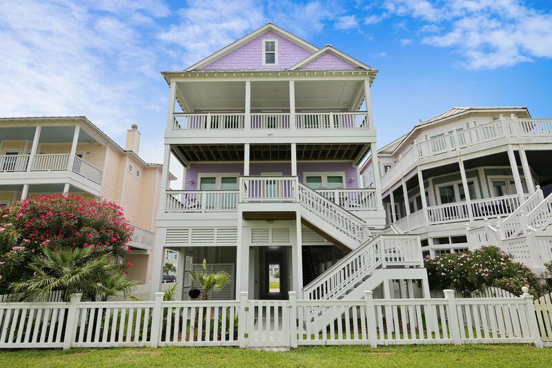 Galveston, Texas Beachfront Rentals   Ryson Real Estate