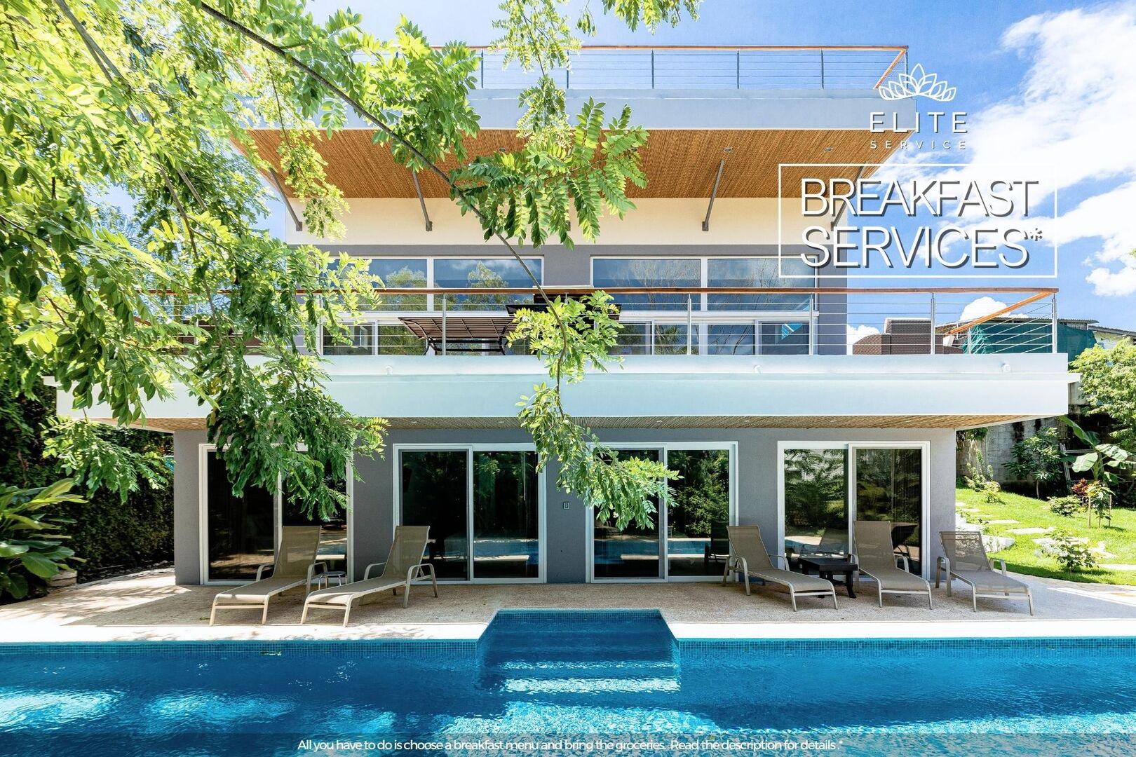 Villa Motmot