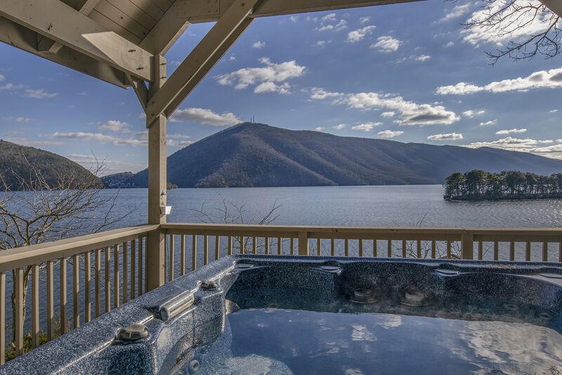 Our Point Of View Smith Mountain Lake Rental Premier